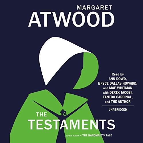Page de couverture de The Testaments
