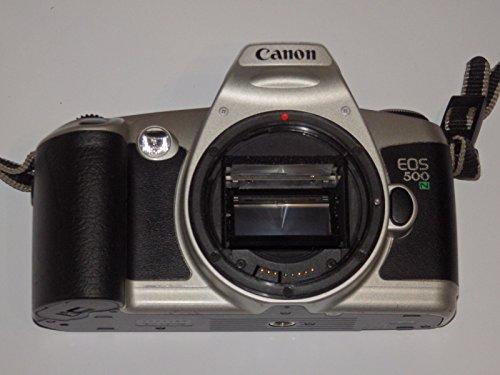 CANON EOS 500 N cámara réflex - de la carcasa de body - sin pilas