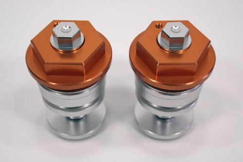 Kawasaki Ninja 300 / 300 ABS Billet Adjustable Preload Fork Adjusters Adjustors
