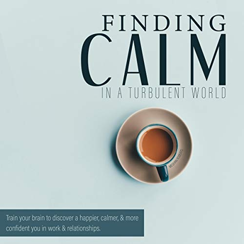 Finding Calm in a Turbulent World audiobook cover art