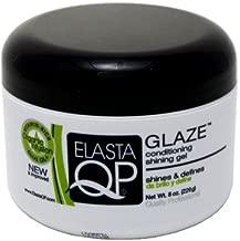 Elasta QP Glaze Conditioning Shining Gel Unisex by Elasta QP, 8 Ounce