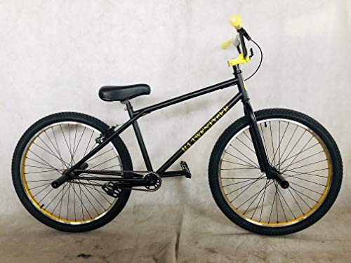 """R4 26"""" Complete BMX Bike Cruiser Bicycle Stunt Pegs Included"""