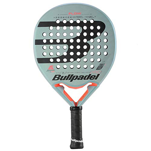 Bull padel Pala BULLPADEL Flow Woman 21 pádel, Adultos Unisex, Multicolor (Multicolor), Talla Única