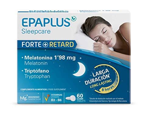 Epaplus Sueño Melatonina Liberación prolongada 60 comprimidos