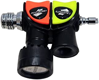 AQUATEC Diving Duo-Alert Air Powered Surface & Underwater Signaling Device Scuba Dive BC BCD Gear