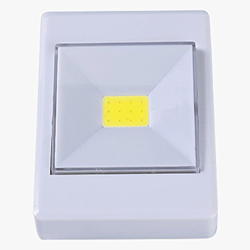 LED-decoratie COB noodlamp Night Light Switch Control Night Lamp wandlamp parkeerplaats Wc Corridors slaapkamer 1 stuk 3W Donare
