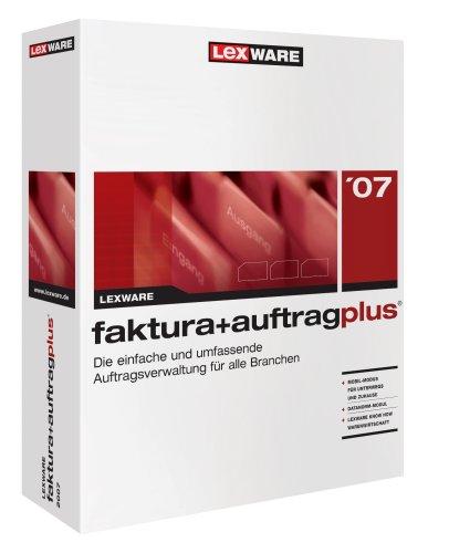 Lexware faktura+auftrag plus 2007 (V 11.0)