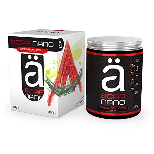 Nano Supps BCAA Nano, Watermelon Citrus, 420 g