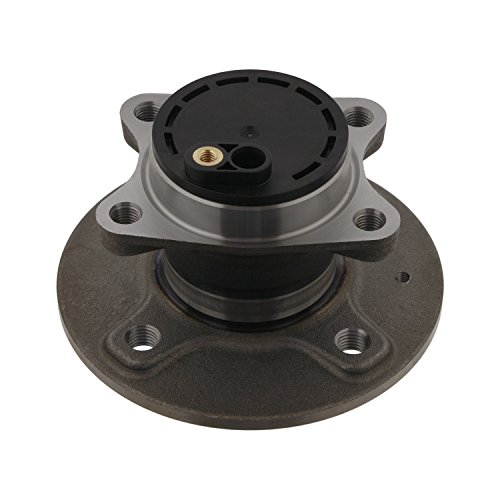 febi bilstein 31063 Radlagersatz mit Radnabe und ABS-Impulsring , 1 Stück