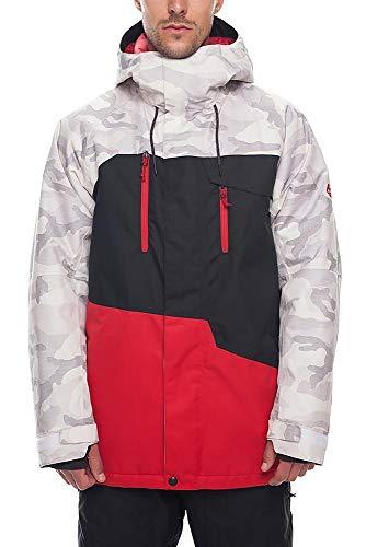 686 Herren Snowboard Jacke Geo Insulated Jacke