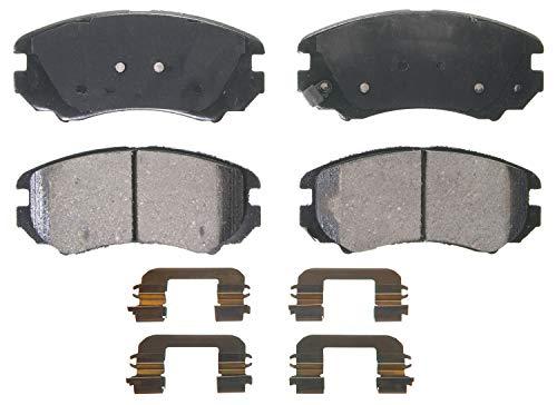 Wagner QuickStop ZD924 Ceramic Disc Brake Pad Set