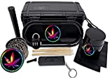 Boss Gear- Stash Box All In One Complete Combo Gift Set (Blk Tie-Dye)
