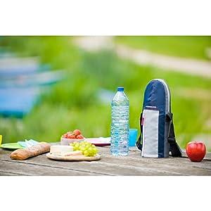 41FVHHc2bjL. SS300  - Campingaz Kühltasche Flaschen Kühler für 1,5 Liter Nevera Flexible portabotellas, 1.5 l, Unisex, Multicolor