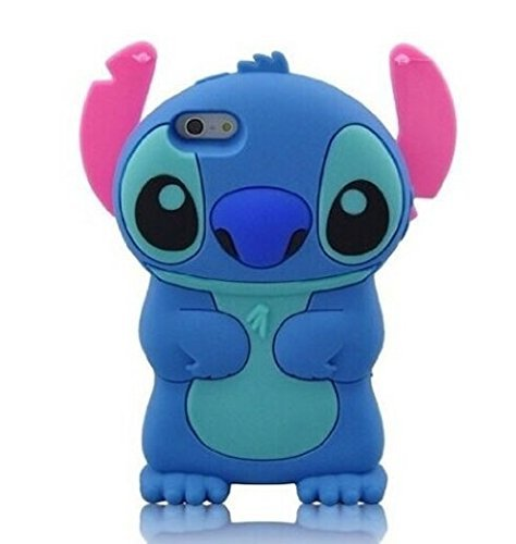 iPhone 6S Plus Case,iPhone 6 Plus Case Express Prime Case, Phenix-Color 3D Cute Cartoon Soft Silicon Gel Back Cover Case for iPhone 6/6S Plus (5.5')Case Amp Prime (#03)