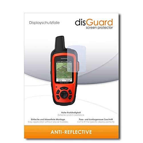disGuard Schutzfolie für Garmin inReach Explorer + [2 Stück] Entspiegelnde Bildschirmschutzfolie, MATT, Glasfolie, Panzerglas-Folie, Bildschirmschutz, Hoher Festigkeitgrad, Glasschutz, Anti-Reflex