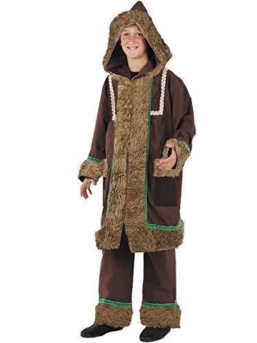 DISBACANAL Disfraz Esquimal niño - -, 6 años