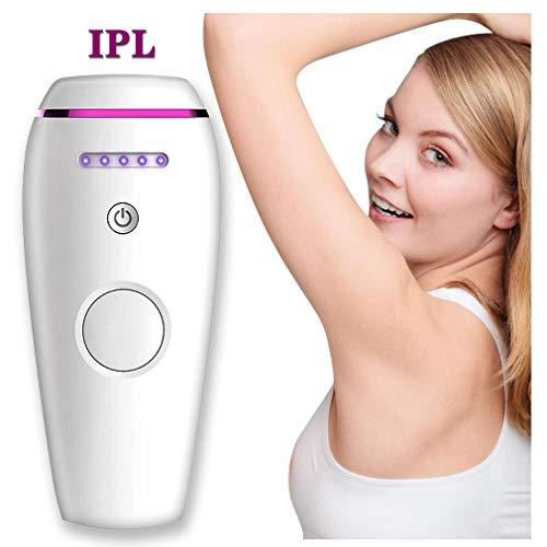 NoNo IPL Epilierer IPL 500.000 Blitze, Painless Laser Haarentferner Permanent Professional Epilierer EIN Draht an Gesicht, Oberlippe, Bikini und Körper, Epilierer Wet ohne Draht