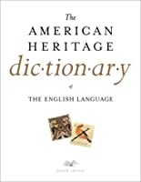 American Heritage Dictionary of the English Language, Fourth Edition