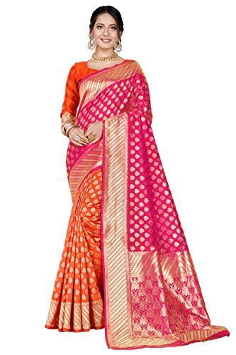 Glory Sarees Women's Banarasi Saree