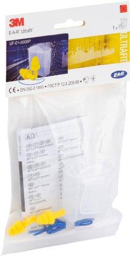 3M E-A-R Gehörschutzstöpsel Ultrafit UF01000P