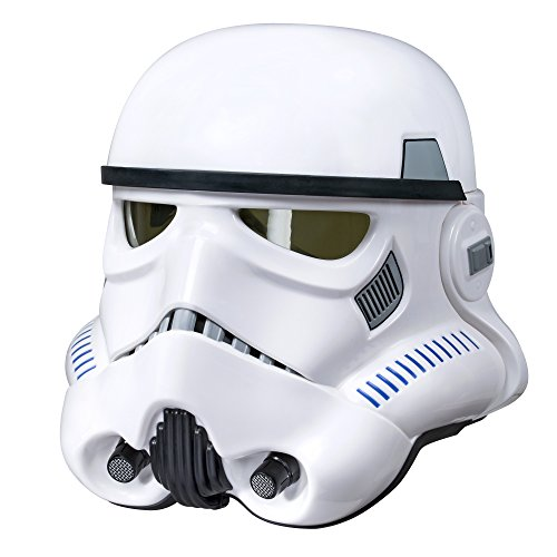 Star Wars B7097 Imperial Stormtrooper Electronic Voice Changer Helmet (Amazon...