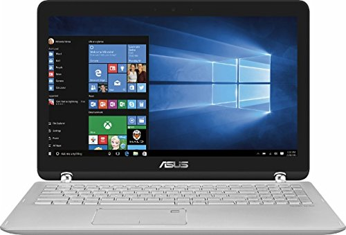 Asus Flagship 360 Flip 2-in-1 15.6' FHD Touchscreen Laptop - Intel Core i5-7200U up to 3.1 GHz, 12GB DDR4, 1TB HDD, 802.11ac, Bluetooth, Webcam, HDMI, USB 3.0, Windows 10 Home