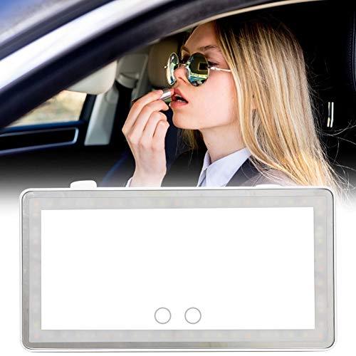 Ufolet Visera para Coche, Espejo Solar automático para Coche con Toque Inteligente, Accesorios para Herramientas de Maquillaje para Varios Modelos de Coche