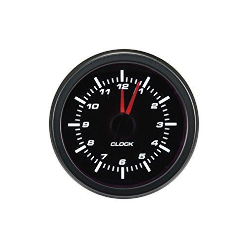 Instrumento de rendimiento, reloj analógico, AutoStyle AGTCK-12,negro, 52mm