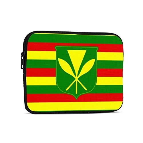 KPIML Original Hawaiian Flag Tablet Sleeve Case Shockproof Case Bag for Ipad Protective Bag 7.9 Inch