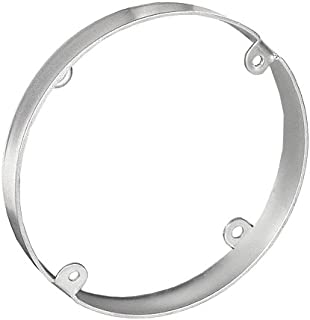 4 Inch Round 1/2 Inch Deep Pan Box Extension Ring-5 per case