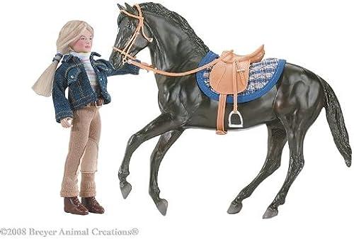Saddle Club - Stevie & Belle