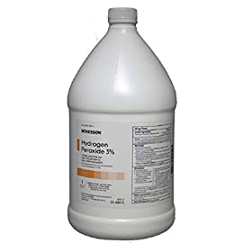 McKesson - Hydrogen Peroxide - 1 gal. Solution - Bottle - McK 8 <p>McKesson 680132861870 McKesson</p>
