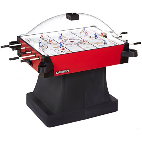 Carrom 425.01 Signature Stick Hockey Table with Pedestal...