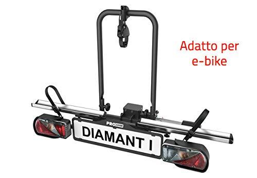 PRO91756 - Portabicicletas Diamant I compatible con e_Bike (partata 1 bici máx....