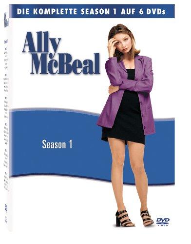 Die komplette Season 1 (6 DVDs)