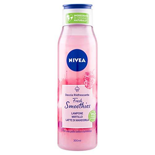 Beiersdorf Nivea Doccia Smoothieraspberry Blueberry Almond Milk 300Ml - 344 g