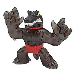6. Heroes of Goo Jit Zu Dino Power Shredz The Spinosaurus Action Figure