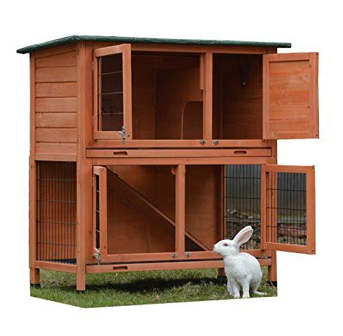 Rabbit hutch review