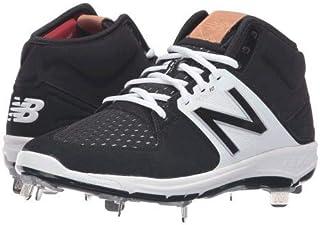 New Balance(ニューバランス) メンズ 男性用 シューズ 靴 スニーカー 運動靴 M3000v3 - Black/White [並行輸入品]