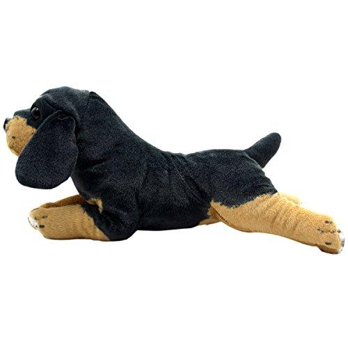 TAGLN Stuffed Animals Dog Toys Rottweiler Groveling Beagle Dalmatian King Charles Plush Pillows 19 Inch (Rottweiler)