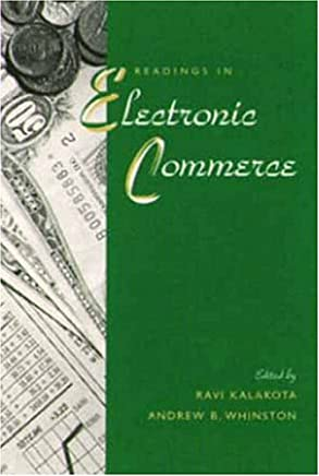 Frontiers Of Electronic Commerce By Ravi Kalakota Ebook