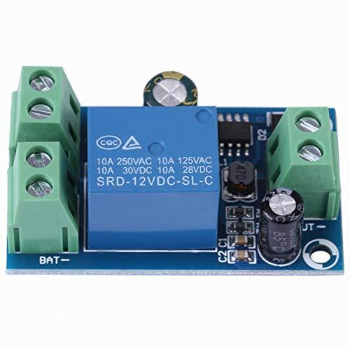 Controlador de fuente de alimentación, Yx-x804 DC 12V 24V 36V 48V 10A Módulo de administración automática alimentado por batería, Módulo de interruptor automático de emergencia, Interruptor de batería