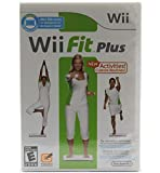 Wii Fit Plus - Game Only [Edizione: Regno Unito]