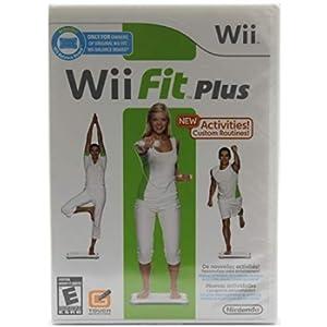 Wii Fit Plus - Game Only [Edizione: Regno Unito]