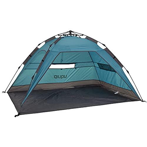 Uquip XL Buzzy - Carpa de playa con protección solar UV 50+...