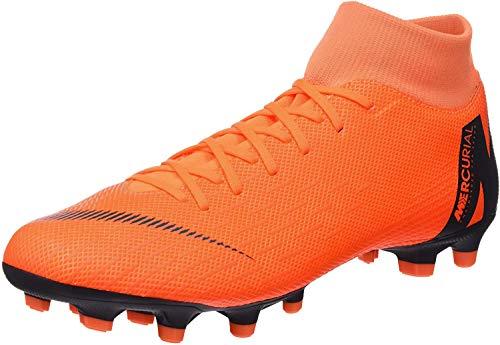 Nike Mercurial Superfly VI Academy MG, Scarpe da Calcio Uomo, Arancione (Total Orange/White-T 810), 42 EU