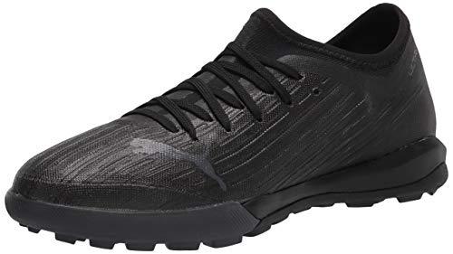 PUMA Ultra 3.1 TT, Zapatillas de fútbol Hombre, Negro Negro, 47 EU