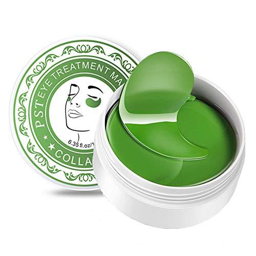 Collagen Eye Mask, POSTA 60 PCS Under Eye Treatment Gels Eye Patches,...