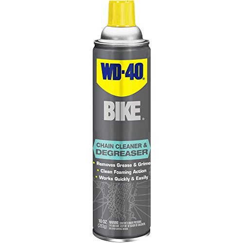 WD-40 Bike Cleaner and Degreaser, 10 Ounce