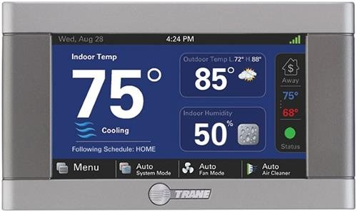 Trane XL824 Programmable Comfort Control Wi-Fi Thermostat